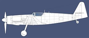 Me 209-ii战斗机
