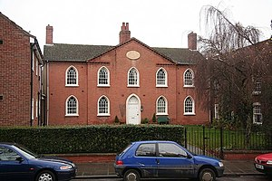 Sloswicke's Hospital - Image: Mease de Dieu geograph.org.uk 1113759