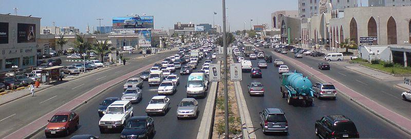 File:Medina Road - Jeddah - Saudi Arabia.jpg