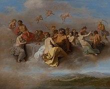 Древнегреческая религия происхождение