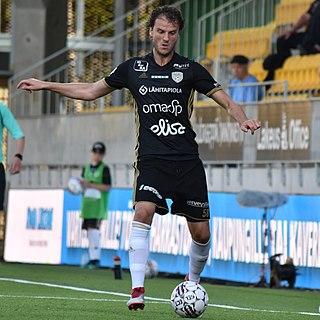 Mehmet Hetemaj Finnish footballer