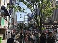 Meijidori Street and Hakata Dontaku Festival 4.jpg