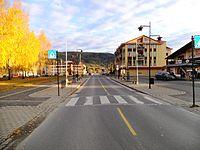 Melhus sentrum, hovedgata (3).JPG
