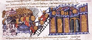 Malatya - Capture of Melitene by the Byzantines in 934
