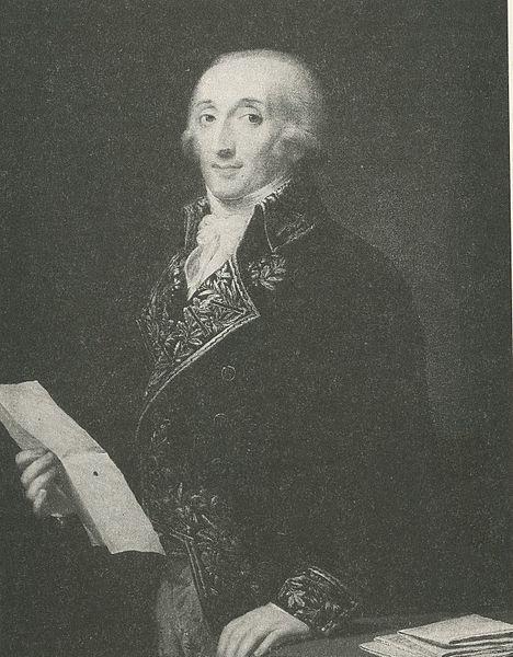 Francesco Melzi d'Eril ritratto da Andrea Appiani.