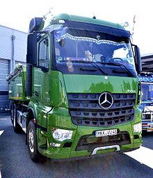 List of Mercedes-Benz trucks - Wikipedia