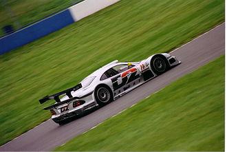 1997 FIA GT Championship - Bernd Schneider won the GT1 Drivers Championship at the wheel of a Mercedes-Benz CLK-GTR