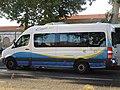 Mercedes-Benz Sprinter Transfer n°693 (vue latérale) - Cap'Bus (Gare, Agde).jpg