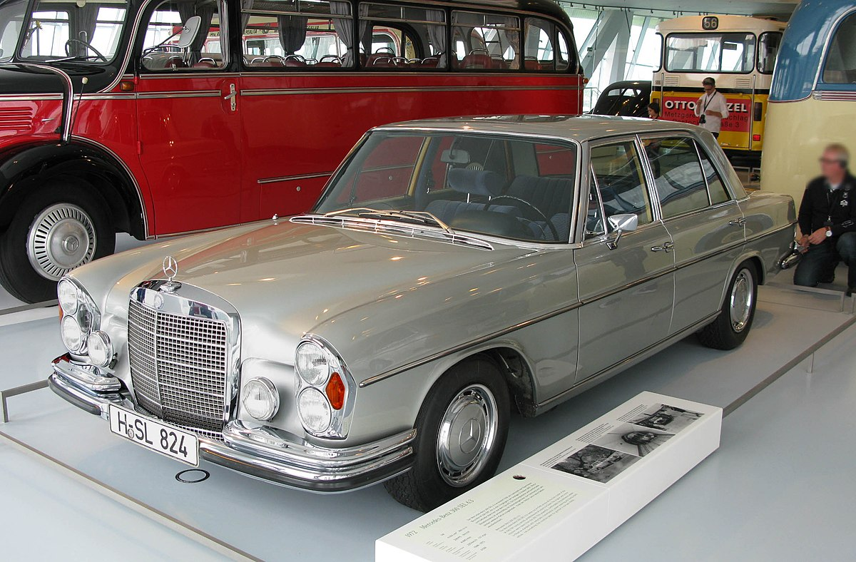 Mercedes benz 300sel 6 3 wikipedia for Mercedes benz amg 6 3