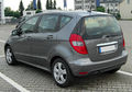 Mercedes A 150 Avantgarde (W169) Facelift rear 20100818.jpg