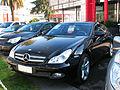 Mercedes Benz CLS 500 2009 (15055377677).jpg