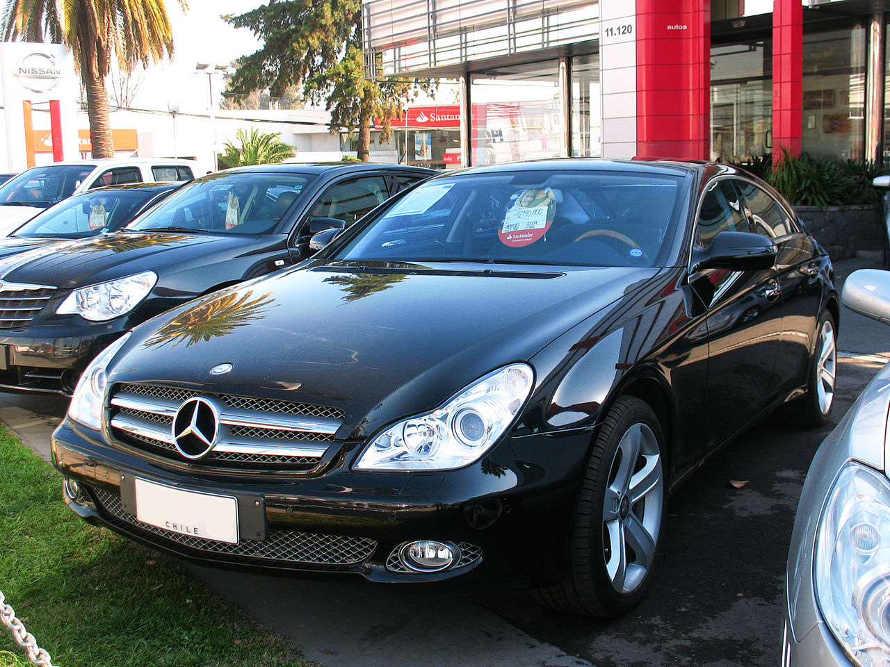 Image Gallery 2009 Cls 500