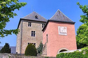 Mersch - Mersch Castle