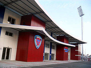 Tevfik Sırrı Gür Stadium Turkish football stadium