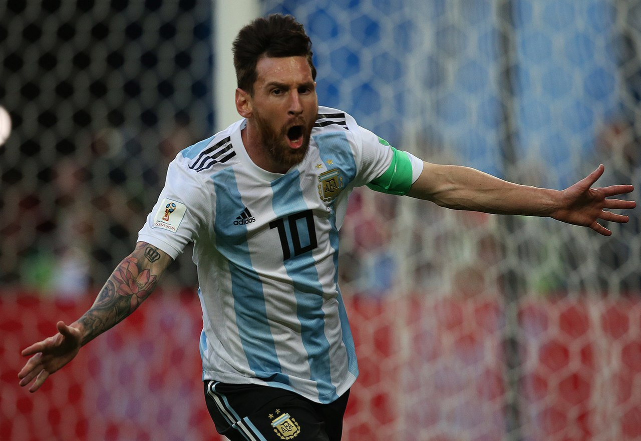Lionel Messi - Wikiwand f4dc559cfdc14