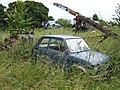Metal graveyard - geograph.org.uk - 477983.jpg