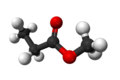 Methyl propionate3D.png
