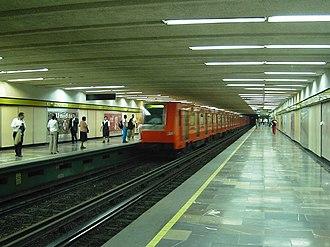 Metro Zapata - Image: Metro zapata