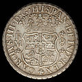Mexico Carlos III Pillar Dollar of 8 Reales 1771 (rev).jpg