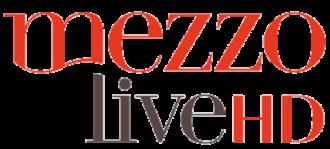 Mezzo TV - Mezzo Live HD logo