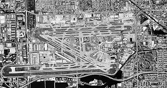 Miami International Airport - MIA in 1999