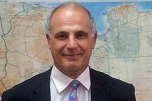 Michael Aron - Image: Michael Aron, British diplomat