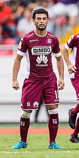 Michael Barrantes Costa Rican footballer
