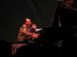 Michel Camilo on oscar peterson discography wiki