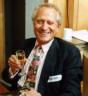 Michel Roux French chef (1941–2020)