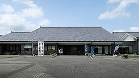 Michinoeki Ogawamachi Saitama Craft Center 1.jpg