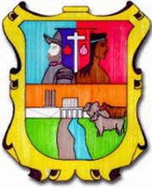 Ciudad Mier - Image: Mier Tamaulipas escudo