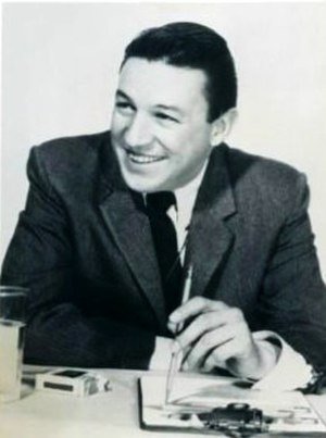 Mike Wallace - Wallace in 1957