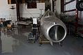 Mikoyan-Gurevich MiG-17F Fresco-C RHeadOn KAM 11Aug2010 (14983497242).jpg