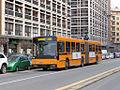Milano - viale Andrea Doria - filobus.JPG
