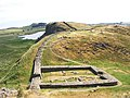 Milecastle (39) west of Crag Lough - geograph.org.uk - 299111.jpg