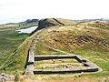 Milecastle (39) west of Crag Lough - geograph.org.uk - 299111.jpg