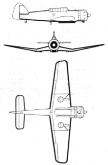 Miles Martinet 3-view drawing.png