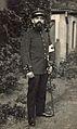 Militaria, photo Sous-Lieutenant du Service de Santé des Armées (1914-1918).jpg