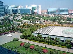 MindSpace campus in Hyderabad, India.jpg