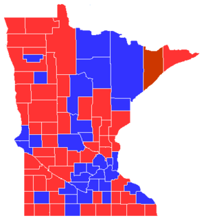 Minnesota gubernatorial election, 1914 - Image: Minnesota Governor 1914