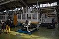 Minsk Tractor Works MTZ open day 2021 — inside the workshop MSC-3 06.jpg
