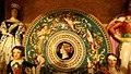 Minton Tin glazed Victoria plate California Collection 01.jpg