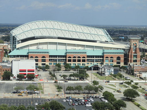 Minute Maid Park - Houston, Texas - DSC01317