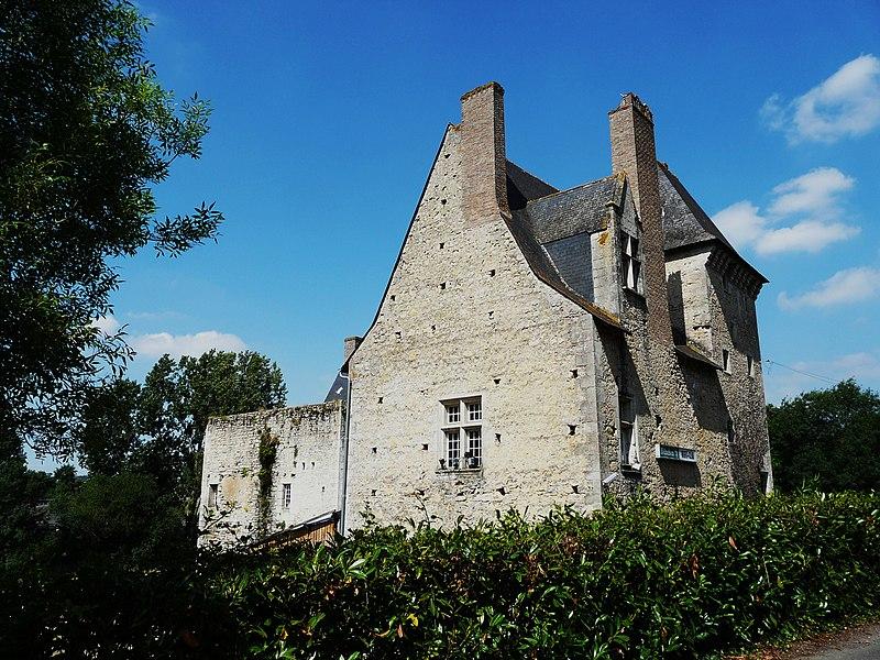 Image:Missé château (ancien moulin).JPG