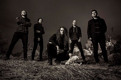 Picture of a band or musician: Miss May I