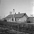 Missouri-Kansas-Texas Railroad Depot, Eddy, Texas (16882803086).jpg