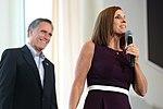 Mitt Romney & Martha McSally (45281310081).jpg