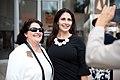 Mitzi Epstein with supporter (46022877784).jpg