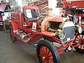 Model T Fire Engine, Los Angeles Firefighters Museum.JPG