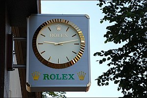 Modern clock, Belfast The tradition of public ...